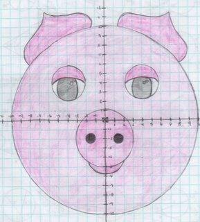 adapt this idea: students create their own drawing using a certain number of circles and then find the area and circumference of each