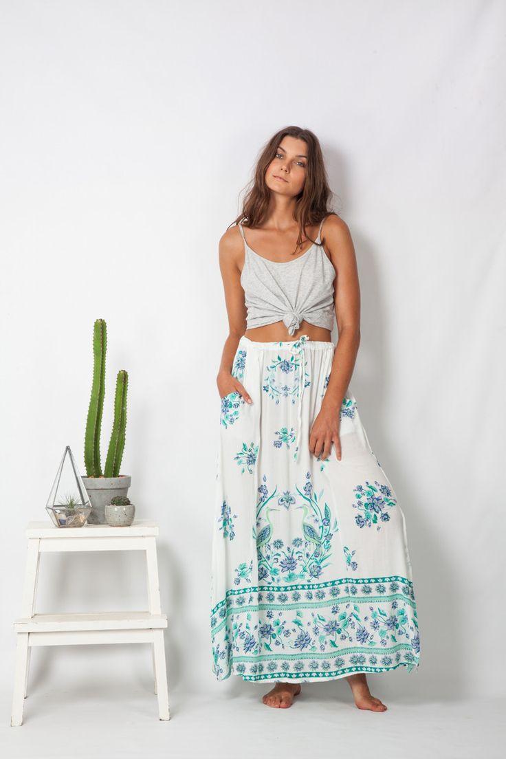Lakeside Skirt
