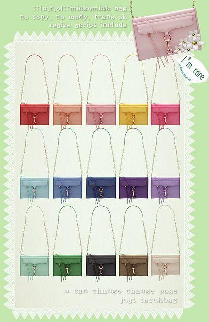 ::{u.f.o}::minkomink bag | Flickr - Photo Sharing!