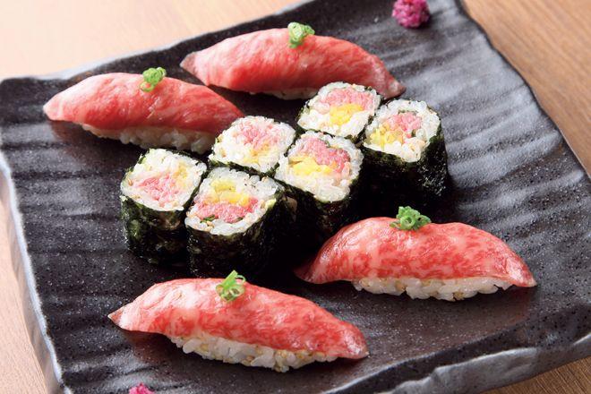 お寿司のお肉
