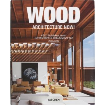 Wood: architecture now!