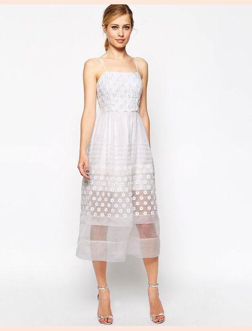 45 Stunning Wedding Dresses Under $500 For The Modern Bride | Le Fashion | Bloglovin'