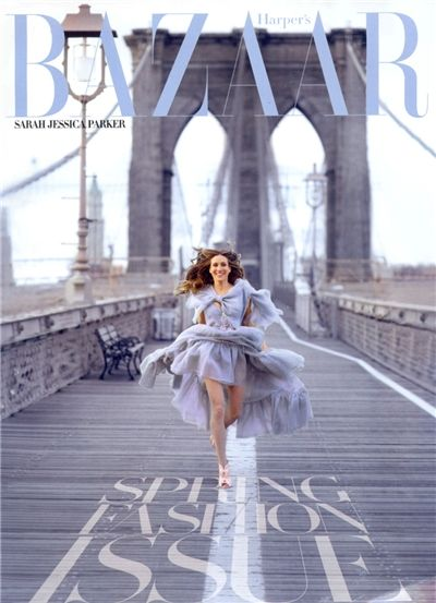 Peter Lindbergh's SJP, one of my favs