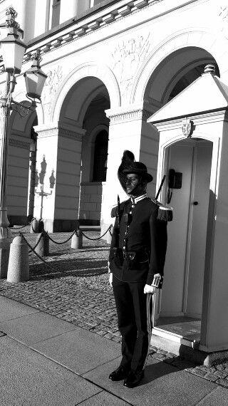 Det kongelige slott i Oslo, Oslo