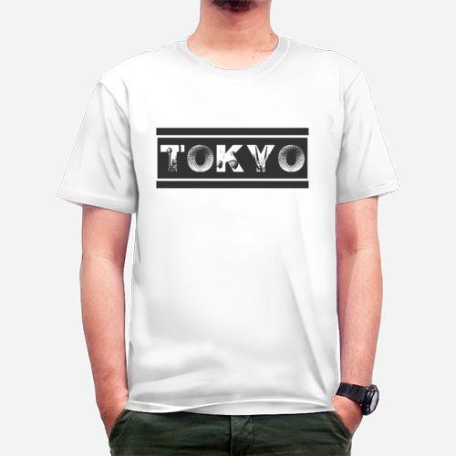 Tokyo dari Tees.co.id oleh TakeMeBack