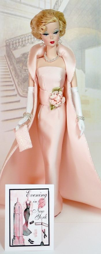 All About Eve MM  inspired Barbie