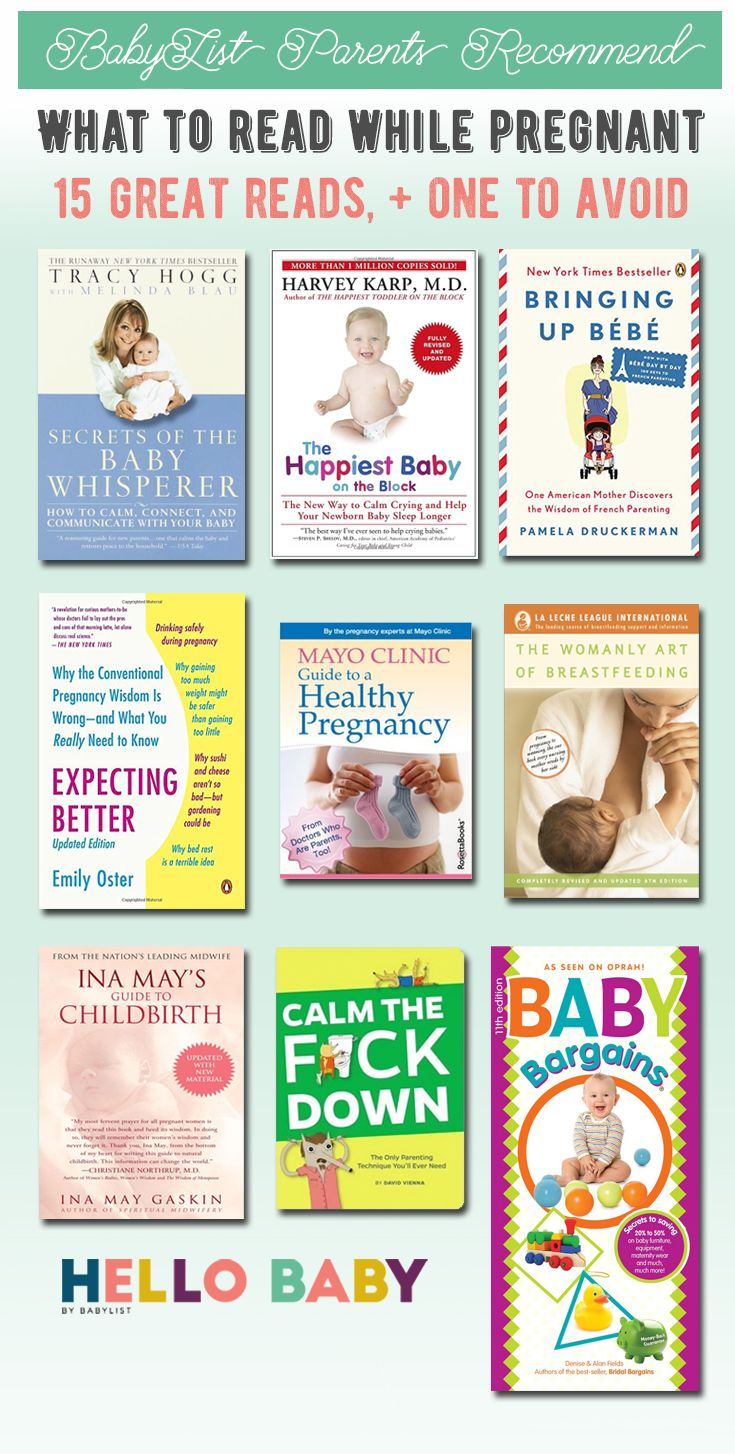 Find out what pregnancy and parenting books BabyList parents loved (and hated!)…