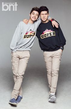 Lee Geon & Buffy