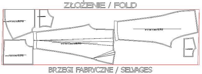 Wykrój do pobrania, free sewing pattern