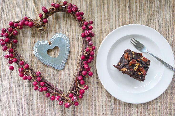 Brownies BBB of zwarte bonen brownies ~ lekker, makkelijk, koolhydraatarm ~ www.con-serveert.nl