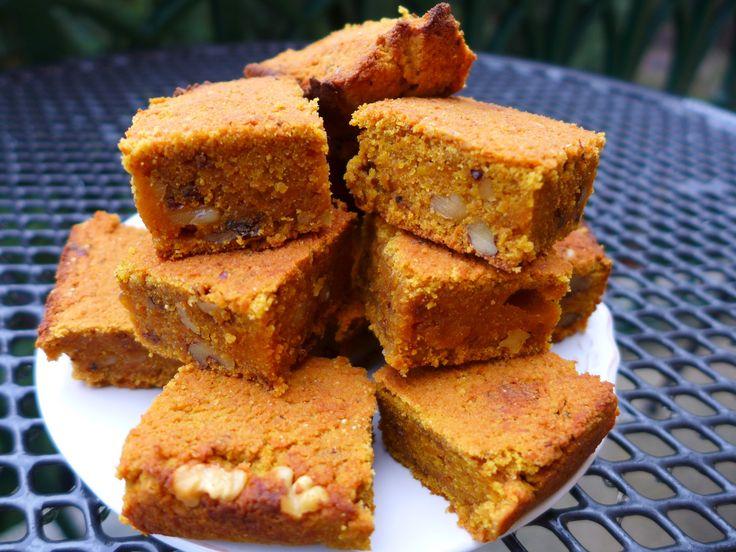 Sütőtökös-kókuszos süti