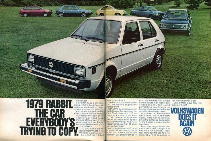 https://flic.kr/p/TcWjqq | 1979 Volkswagen Rabbit Advertising Playboy December 1978 | 1979 Volkswagen Rabbit Advertising Playboy December 1978