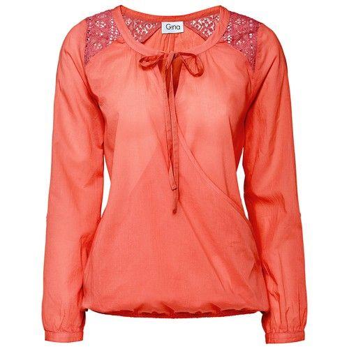 Damen-Bluse von Gina für Damen bei Ernstings family online bestellen