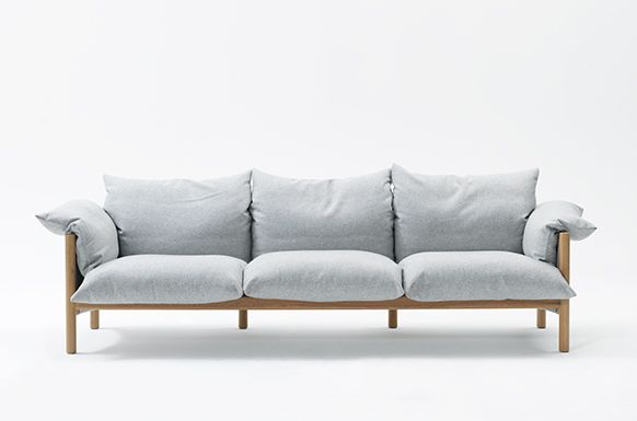 My favourite couch from Jardan Melbourne......Wilfred Sofa: Remodelista