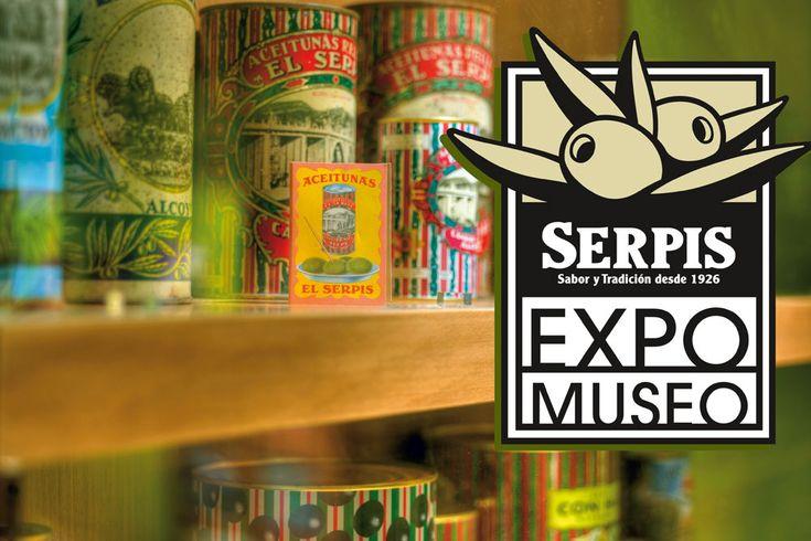 """El expomuseo Serpis es un espacio cultural, un lugar donde el visitante podrá conocer los primeros pasos de la """"tapa"""" más universal de nuestra gastronomía, la aceituna."""