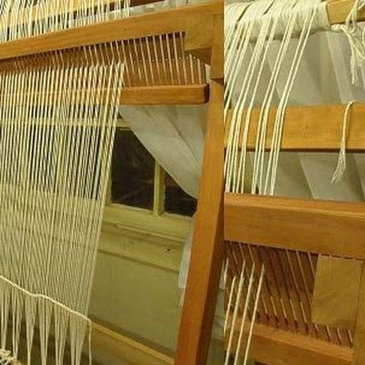 Aitor Martin: Planos para construir un telar maria o sureño