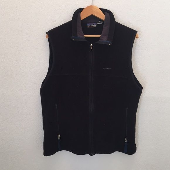 Patagonia fleece vest Womens size large Patagonia Jackets & Coats Vests