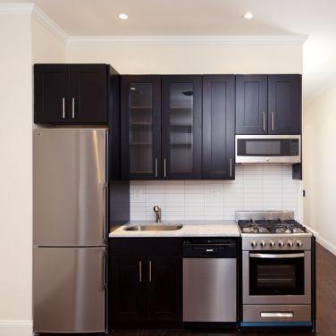 Compact Kitchen, Kitchenettes, Ideas Para, White Kitchen, White