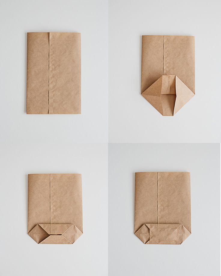 DIY Brush Lettered Gift Bags