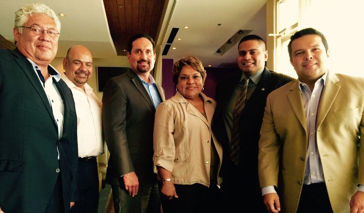 Congrats David Espinosa, GPISD Trustee and UTA alum!