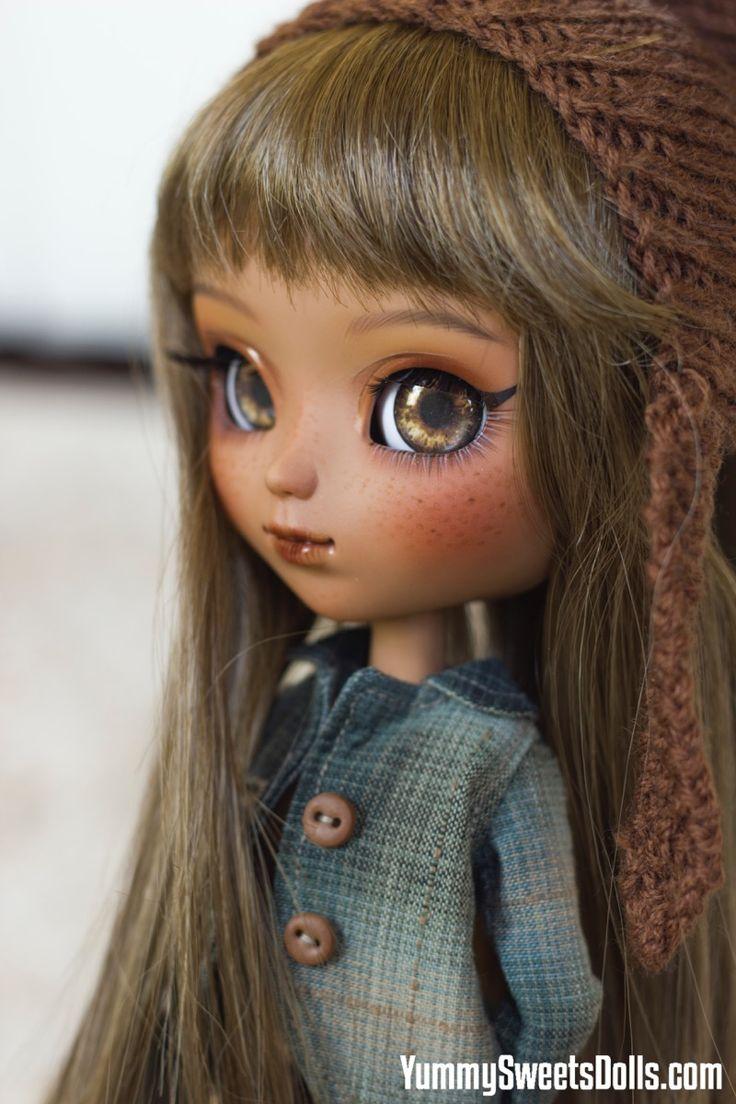 Gingerbread Girl Pullip
