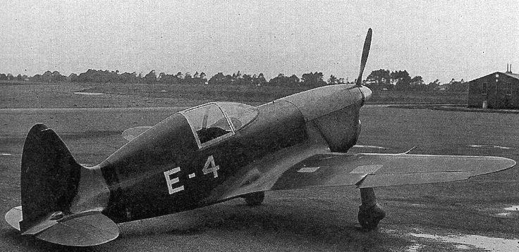 de Havilland T.K.4 - Wikipedia