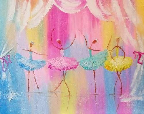 Картины (живопись) : Балерины