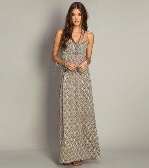 o neill maxi dress old | Fashion dresses lab