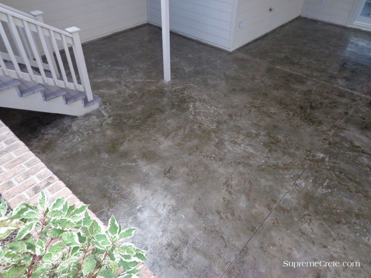 Best Of Resurfacing Concrete Basement Floor