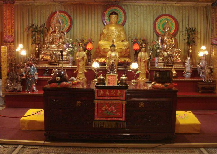 temple bouddhiste Paris 13