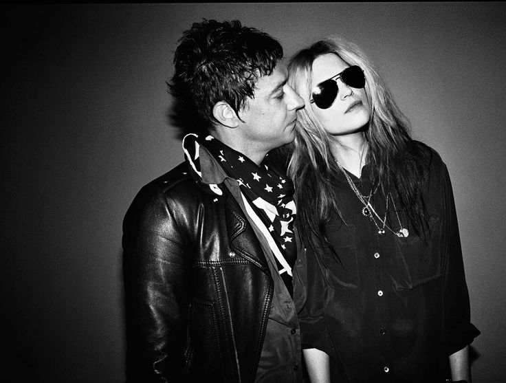 The Kills Fall 2013 for Fall 2015 by Equipment