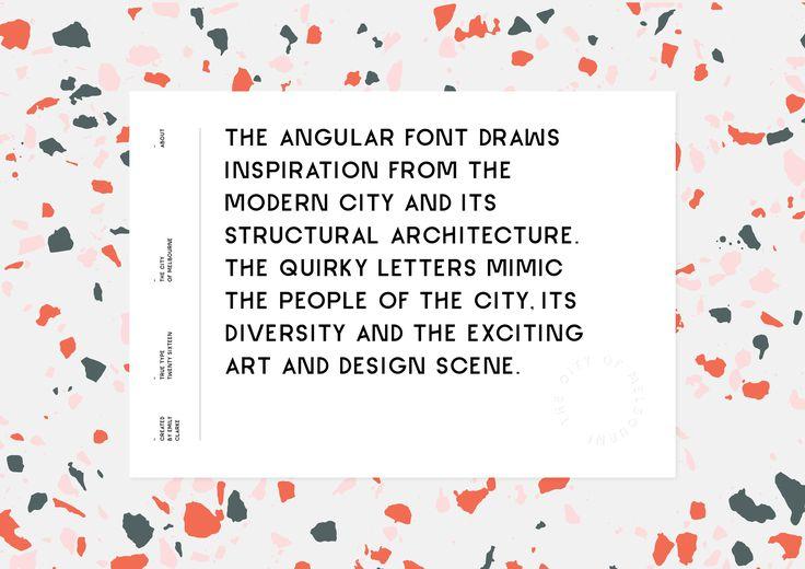 Emily Clarke – Melbourne Font