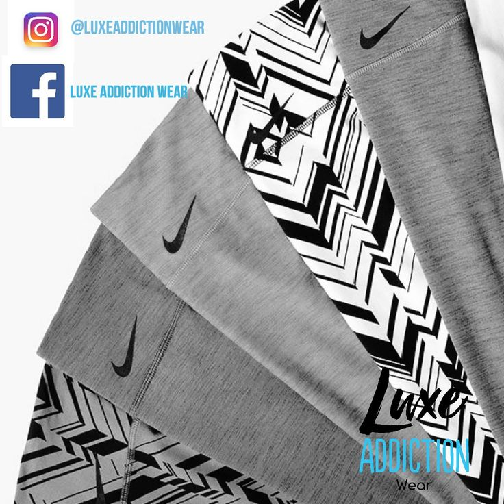Please Share Follow & like  @Luxeaddictionwear  Or facebook Luxe Addiction Wear   #nike #gym #activewear #leggins #tights #mustsee #gymdays #gymwear #comfortable #life #musthave #nike #underarmour #mens #womans