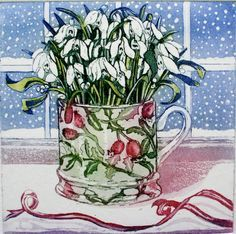 sally winter artist -