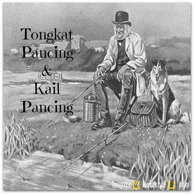 Tongkat Pancing & Kail Pancing #INSPIRASI #MOTIVASI