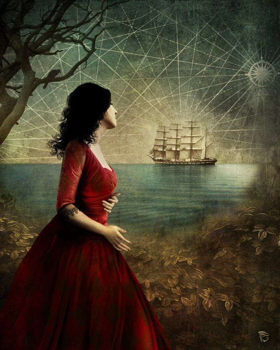 The Sailor's Wife ~ Christian Schloe