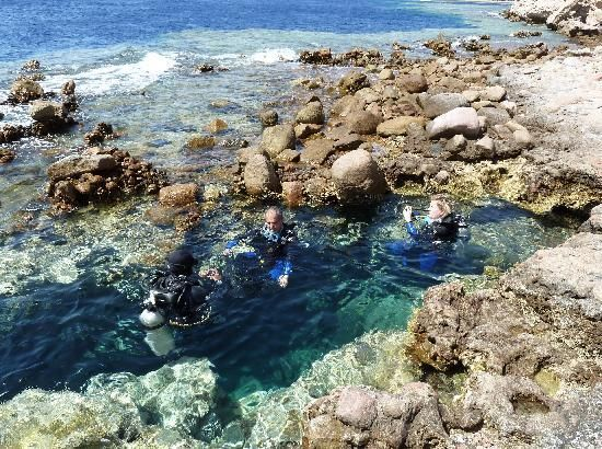 The Blue Hole, Dahab  Amazing snorkel and diving.. we've been more than once!