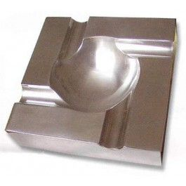 Designer METAL 4 Cigar Ashtray