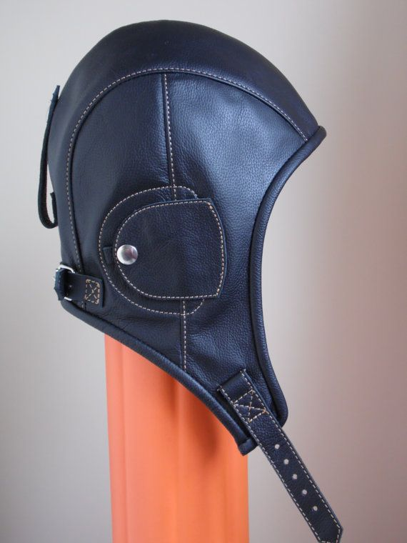 aviator hat sewing pattern steampunk dieselpunk by RZcrafting