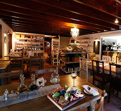 #FoodieFriday. Greg Landman visits the Lanzerac Deli in Stellenbosch