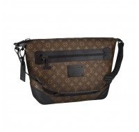 From: http://www.topbagsvip.com/louis-vuitton-messenger-waterproof-m40399-p999235 Product Description: * Totally waterproof when closed * #Louis #Vuitton Inventeur plate * Adjustable shoulder strap * Rubber side patches * Waterproof zipped exterior pocket * D-ring for keys and accessories Description: Durable yet elegant, the lightweight Messenger Waterproof is a sleek city bag. Stylish waterproof zips add to its sporty masculine look, while Monogram canvas gives the iconic reference.