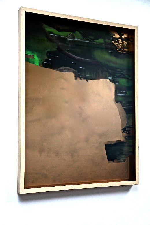 Gioacchino Pontrelli C.E. landscape 1E, 2012 Courtesy Canal 05 Art Gallery #gioacchinopontrelli #contemporaryart #italianartist #canal05 #artgallery #brussels