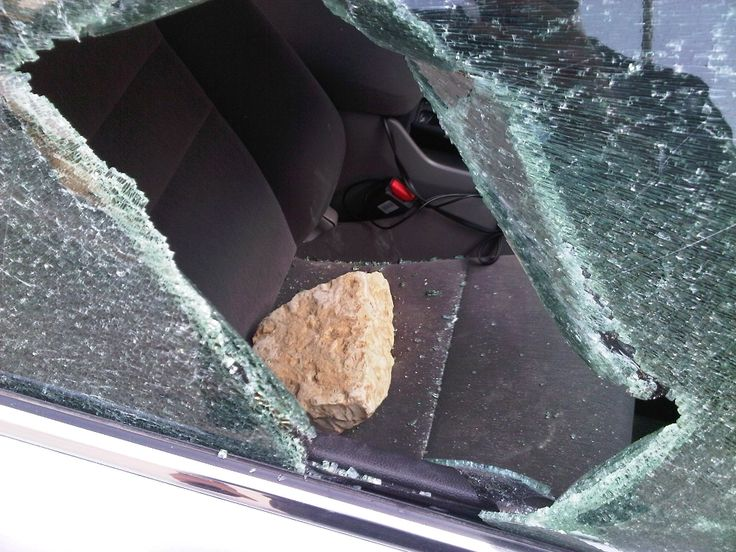 Do insurance rates go up after car burglery?