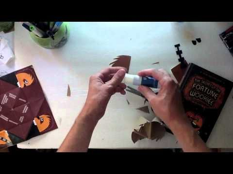 The Secret of the Fortune Wookiee: An Origami Yoda Book by Tom Angleberger