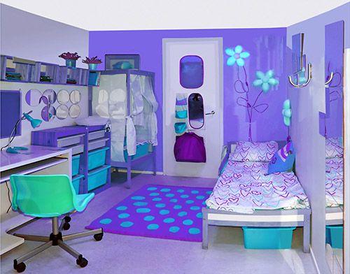 103 best images about lexi bedroom on Pinterest   Tween, Neon room ...