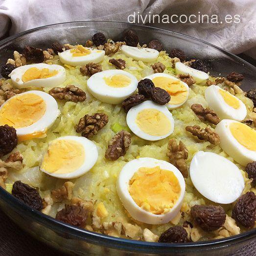 Atascaburras » Divina CocinaRecetas fáciles, cocina andaluza y del mundo. » Divina Cocina