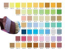 Pinturas venier carta de colores buscar con google for Tabla de colores pintura interior