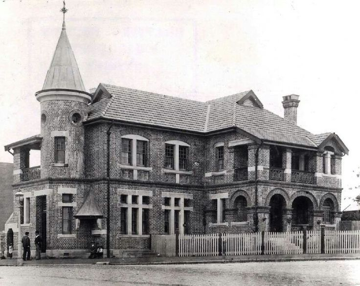 Kogarah Post Office at 5 Railway Pde,Kogarah,in southern Sydney (year unknown).