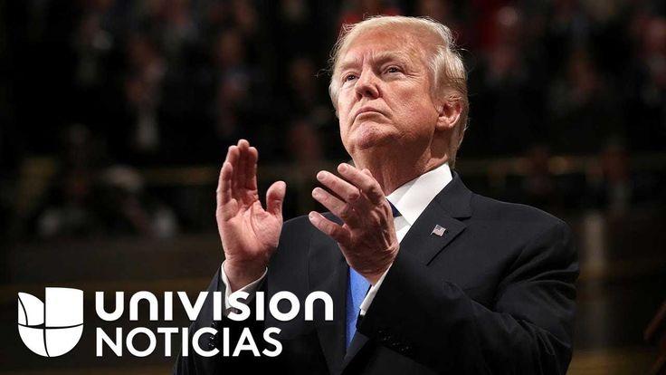 El discurso completo en español sobre el Estado de la Unión del presidente Donald Trump - YouTube