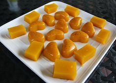 Add more turmeric to your diet the same way kids take their vitamins, as gummies! These are homemade and offer a daily boost of anti-inflammatory compounds.